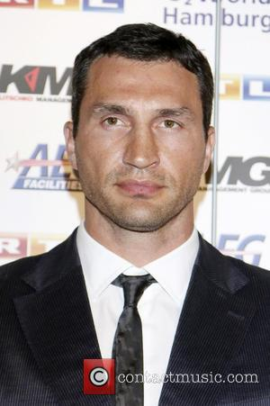 Wladimir Klitschko - Press conference for the boxing match between...