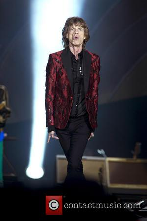 Mick Jagger (The Rolling Stones) - The Rolling Stones performing in Madrid - Madrid, Madrid, Spain - Wednesday 25th June...