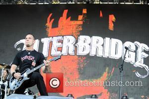 Alter Bridge and Mark Tremonti