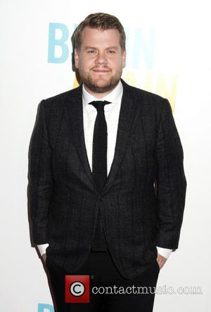 James Corden - The New York premiere of Begin Again at the SVA Theatre - Arrivals. - New York City,...
