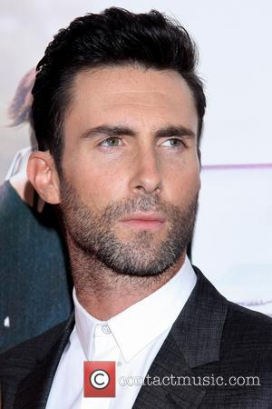 Adam Levine - The New York premiere of Begin Again at the SVA Theatre - Arrivals. - New York, New...