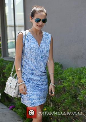 Camilla Belle - Camilla Belle leaving after having lunch at Lemonade restaurant. She wore a light summer dress and sandals...