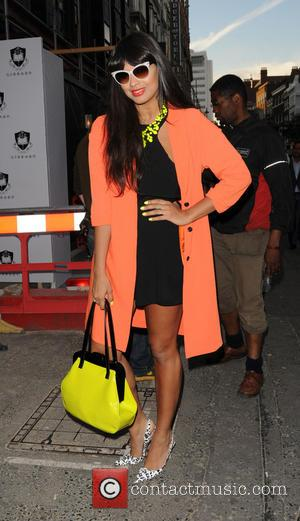 Jameela Jamil - Celebrities at The London Library private club launch - Arrivals - London, United Kingdom - Wednesday 25th...