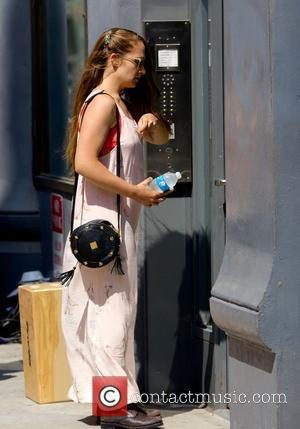 Jemima Kirk - British-American artist and actress Jemima Kirke, known for her role in 'Girls,' spotted on Astor Place in...