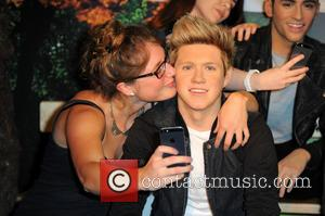 One Direction, Fans and Niall Horan Waxwork