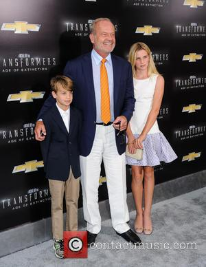 Kelsey Grammer - \Transformers: Age of Extinction\ New York Premiere at The Ziegfeld Theater - New York, New York, United...