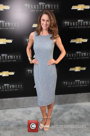 Transformers and Keltie Knight