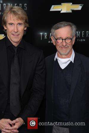 Michael Bay and Steven Spielberg