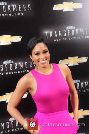 Alicia Quarrles - New York premiere of 'Transformers: Age Of Extinction' at the Ziegfeld Theatre - New York City, New...