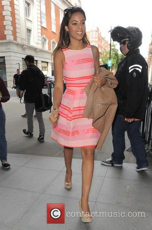 Rochelle Wiseman and Rochelle Humes