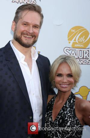 Brian Fuller and Kristin Chenoweth