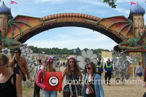 Glastonbury Festival and Atmosphere