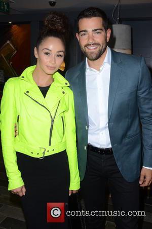 Jesse Metcalf and Cara Santana