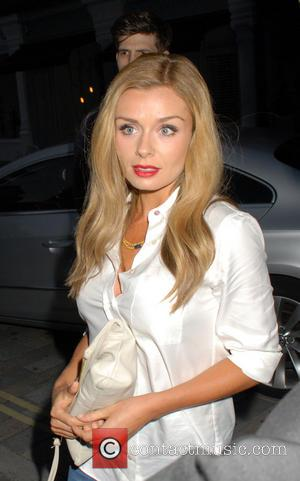 Katherine Jenkins - Celebrities at Chiltern Firehouse in Marylebone - London, United Kingdom - Friday 27th June 2014
