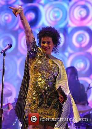 Arcade Fire and Regine Chassagne