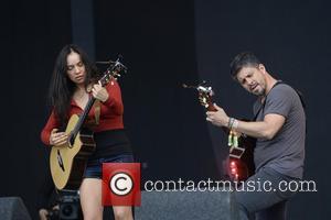 Rodrigo Sanchez and Gabriela Qunitero