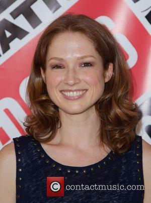 Ellie Kemper - The 16th Annual Del Close Improv Comedy Marathon Press Conference, presented by The Upright Citizens Brigade Theatre...