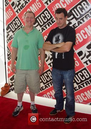 Matt Besser and Ian Roberts