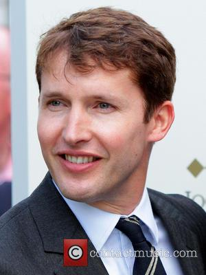 James Blunt - James Blunt appears at Newmarket Racecourse - Newmarket, United Kingdom - Friday 27th June 2014