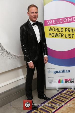 Antony Cotton - Celebrities attend a reception celebrating the 100 most influential people from the worldwide LGBT community - London,...
