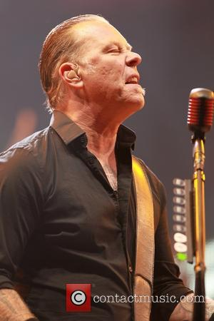James Hetfield, Glastonbury Festival