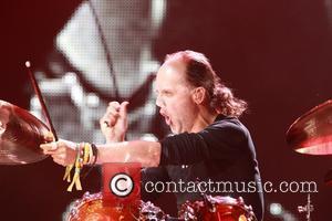 Lars Ulrich - Glastonbury Festival 2014 - Performances - Day 3 - Metallica - Glastonbury, United Kingdom - Friday 27th...
