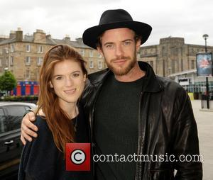 Rose Leslie and Harry Treadaway