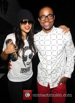 Kali Hawk and Jay Ellis