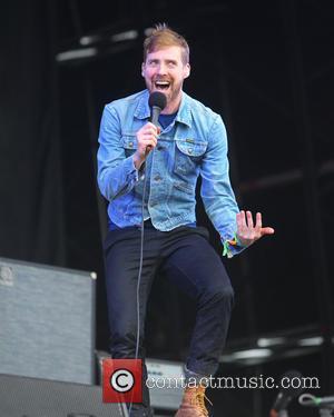 Ricky Wilson - Glastonbury Festival 2014 - Performances - Day 2 - Kaiser Chiefs - Glastonbury, United Kingdom - Friday...