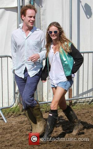 Cressida Bonas - Glastonbury Festival 2014 - Celebrity sightings and atmosphere - Day 3 - Glastonbury, United Kingdom - Friday...