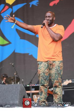 De La Soul, Posdnuos, Pos and Kelvin Mercer - Glastonbury Festival 2014 - Performances - Day 2 - Del La...