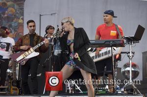 Rudimental - Glastonbury Festival 2014 - Performances - Day 2 - Rudimental - Glastonbury, United Kingdom - Friday 27th June...