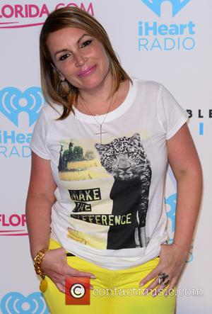 Angie Martinez - 3rd Annual iHeartRadio Ultimate Pool Party presented by Visit Florida at Fontainebleau Miami Beach - Miami Beach,...