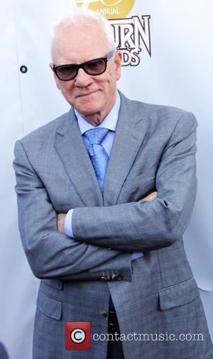 Malcolm McDowell - 40th Annual Saturn Awards - Arrivals - Burbank, California, United States - Friday 27th June 2014