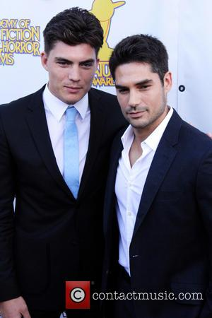 Zane Holtz and D.J. Cotrona