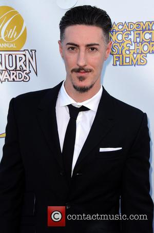 Eric Balfour - 40th Annual Saturn Awards - Arrivals - Burbank, California, United States - Friday 27th June 2014