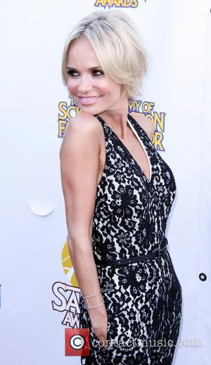 Kristin Chenoweth - 40th Annual Saturn Awards - Arrivals - Burbank, California, United States - Friday 27th June 2014