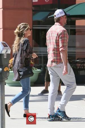 Rebecca Gayheart and Eric dane - Rebecca Gayheart and Eric Dane leave a doctors office in Beverly Hills - Los...