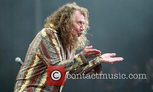 Robert Plant - Glastonbury Festival 2014 - Performances - Day 3 - Robert Plant - Glastonbury, United Kingdom - Saturday...