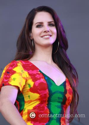 Lana Del Rey - Glastonbury Festival 2014 - Performances - Day...