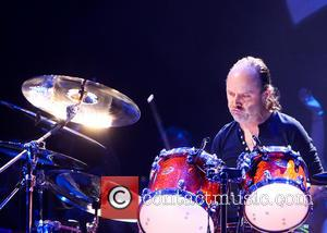 Lars Ulrich and Metallica - Glastonbury Festival 2014 - Performances - Day 3 - Metallica - Glastonbury, United Kingdom -...