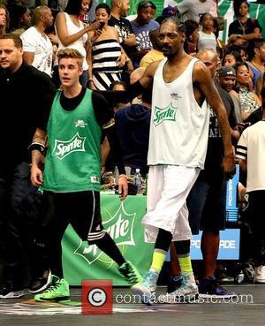 Justin Bieber, Snoop Lion and Snoop Dogg