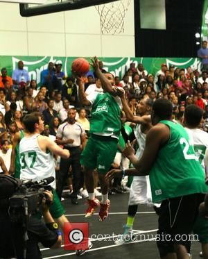 The Game - Sprite BET Awards Experience Celebrity Basketball Game at L.A. Live - Los Angeles, California, United States -...