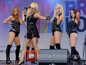 Samantha Fox - London Gay Pride 2014 - Performances - London, United Kingdom - Saturday 28th June 2014