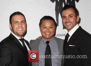Jeff Zarrillo, Alec Mapa and Paul Katami