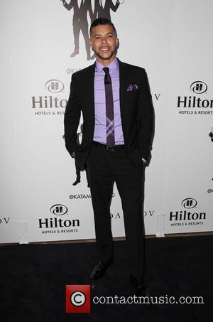Wilson Cruz - Hilton hosts the wedding celebration of Paul Katami and Jeff Zarrillo - Los Angeles, California, United States...