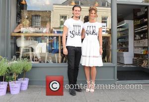Charlie Sims and Ferne Mccann