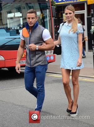 Chloe Sims and Elliott Wright