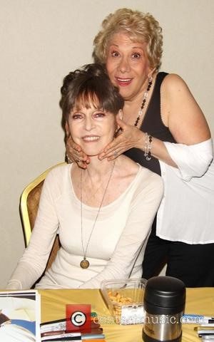 Barbara Feldon and Marilyn Michaels
