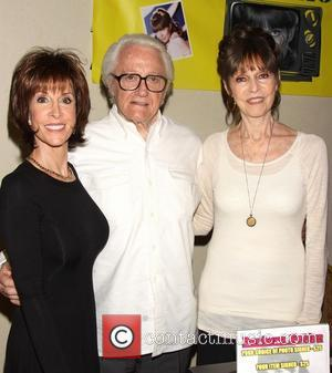 Deana Martin, Robert Vaughn and Barbara Feldon